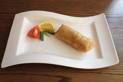Handmade Jumbo Chinese Pancake Roll