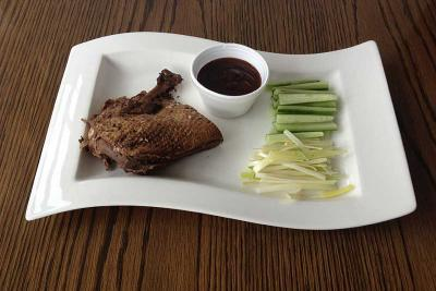 how to cook aromatic duck