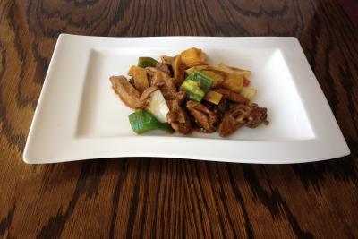 Roast Duck in Satay Sauce