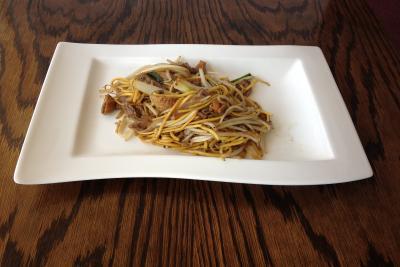 Duck Chow Mein