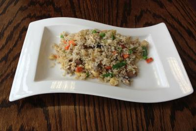 Fresh Vegetable Fried Rice