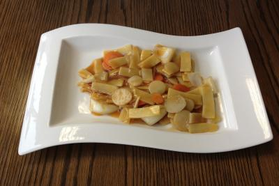 Bamboo Shoots & Water Chestnuts