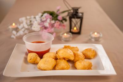 Sweet and Sour Chicken in Batter